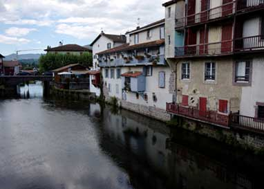 location camping pays basque
